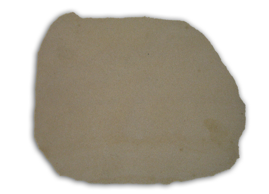 Sandstone Irregular Plaque
